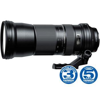 Objektiv Tamron SP 150-600mm F/5-6.3 Di VC USD pro Nikon